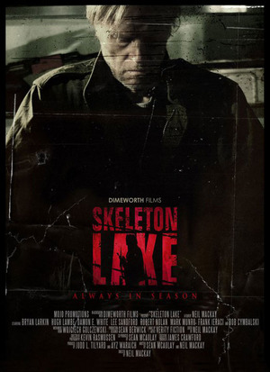 Skeleton Lake poster