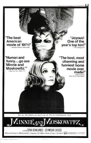 Minnie & Moskowitz poster