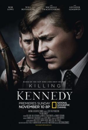 Att döda John F Kennedy poster