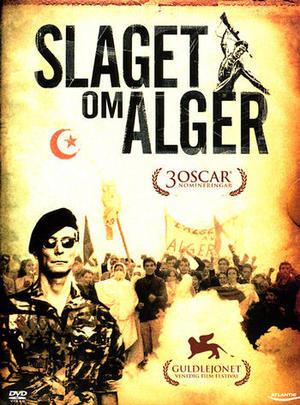 Slaget om Alger poster