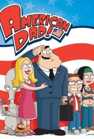 American Dad poster