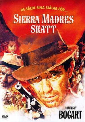 Sierra Madres skatt poster