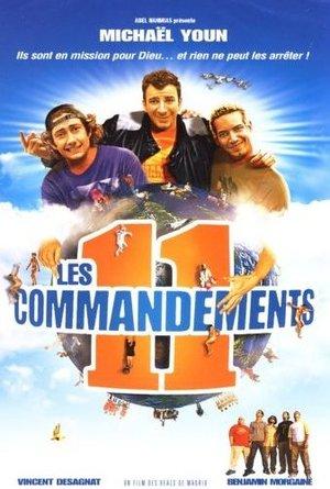 The 11 Commandments poster