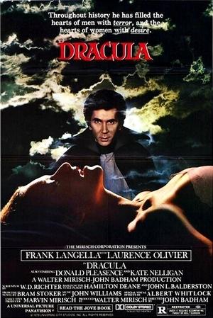 Greve Dracula poster