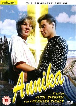 Annika - en kärlekshistoria poster