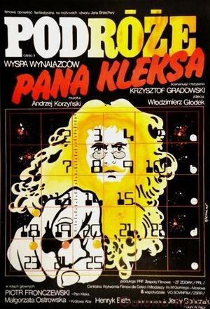 Travels of Mr. Kleks poster