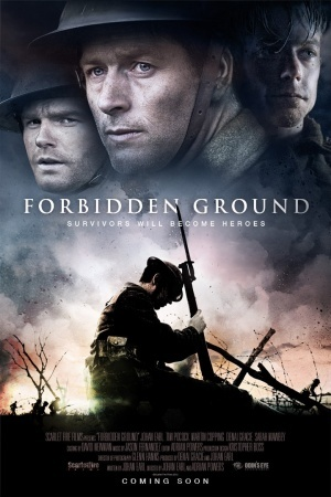 Forbidden Ground poster