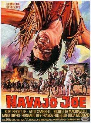 Navajo Joe - En dollar per skalle poster