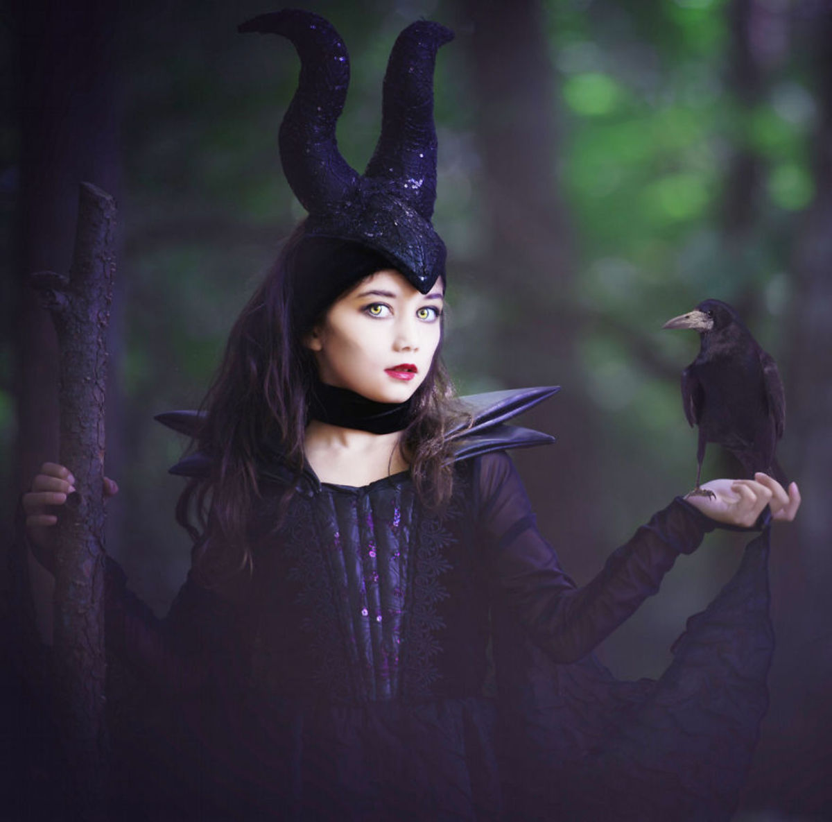 Large maleficent