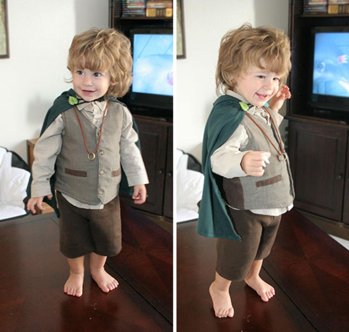 Large hobbit