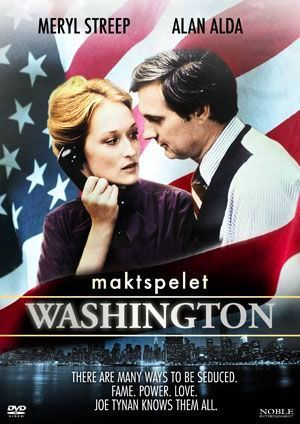 Maktspelet Washington poster