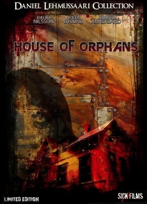 The House of orphans poster