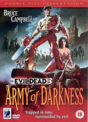 Evil Dead 3 - Army of Darkness poster