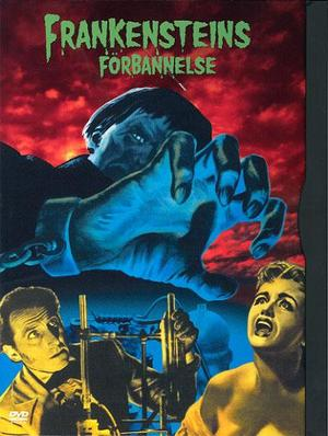 Frankensteins förbannelse poster