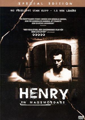 Henry - En massmördare poster