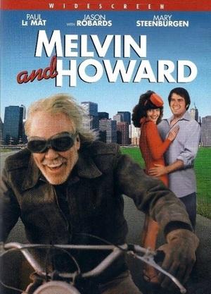 Melvin och Howard poster