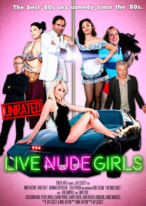 Live Nude Girls poster