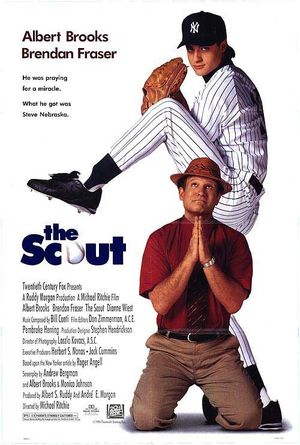 The Scout poster