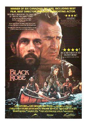 Svarta kappan poster