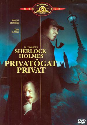 Sherlock Holmes - Privatögat privat poster