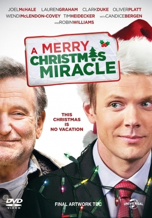 A Merry Christmas Miracle poster