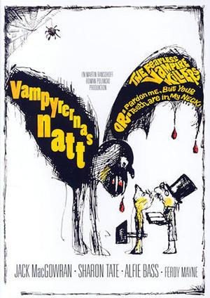Vampyrernas natt poster