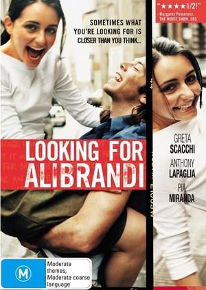 Vem är Alibrandi? poster