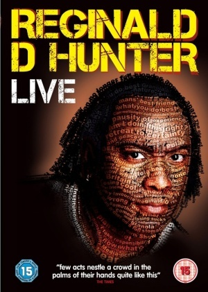 Reginald D Hunter - Live poster