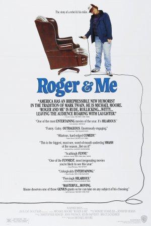 Roger och jag poster