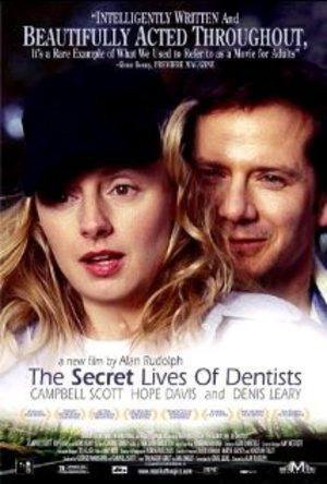 Secret Lives of Dentists poster