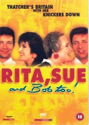 Rita, Sue - och så Bob! poster