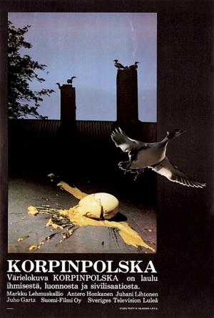 Korpens polska poster