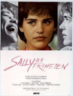Sally och friheten poster