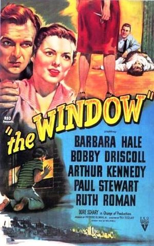Fönstret poster
