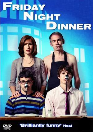 Friday Night Dinner poster