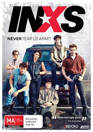 INXS - Never Tear Us Apart poster