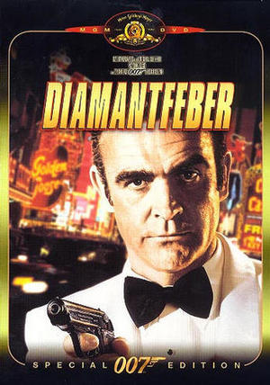 Diamantfeber poster