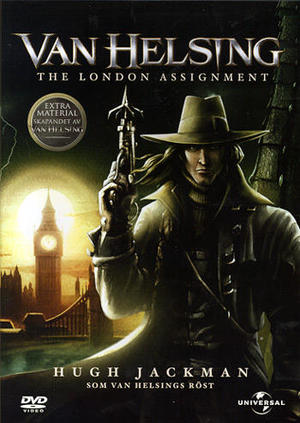 Van Helsing - The London Assignment poster
