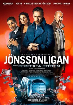 Jönssonligan - Den perfekta stöten poster