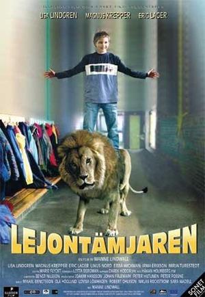 Lejontämjaren poster