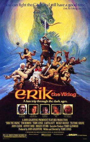 Erik Viking poster