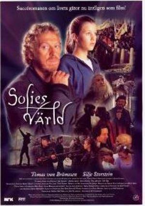 Sofies värld poster