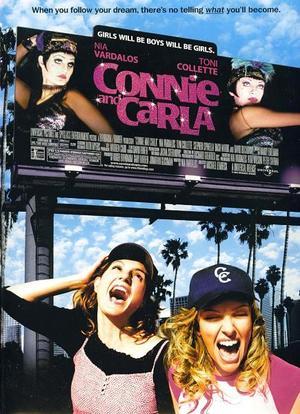 Connie och Carla poster