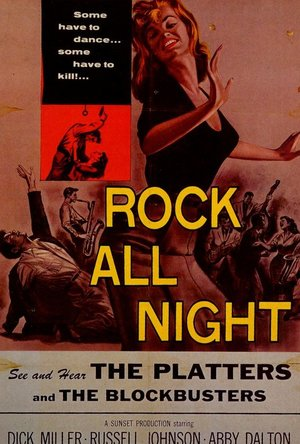 Rock All Night poster