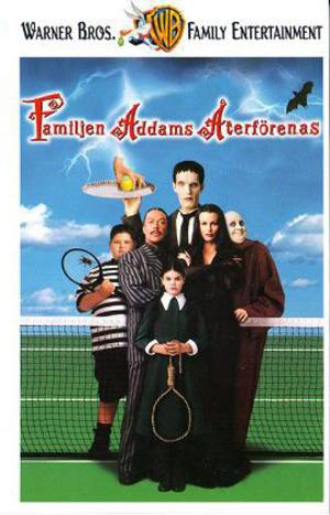 Familjen Addams återförenas poster