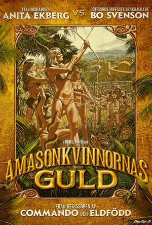 Amasonkvinnornas guld poster