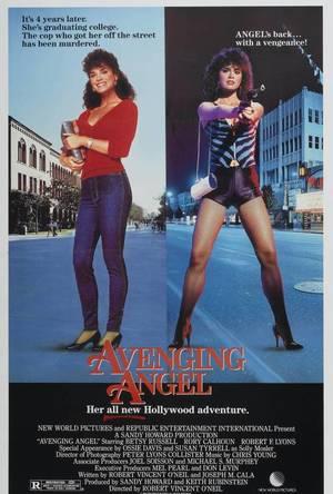 Angel 2, hämnden poster