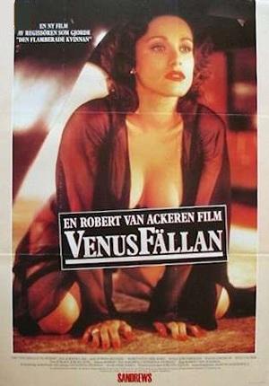 Venusfällan poster