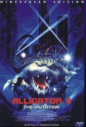 Alligator II poster