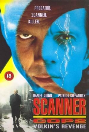 Scanner Cop II / Volkin's Revenge poster